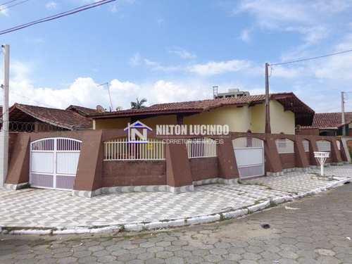 Casa, código 10004 em Praia Grande, bairro Caiçara