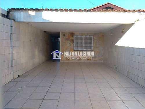 Casa, código 10013 em Praia Grande, bairro Caiçara