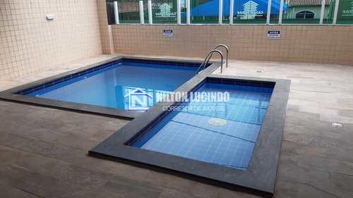 Apartamento, código 10016 em Praia Grande, bairro Caiçara