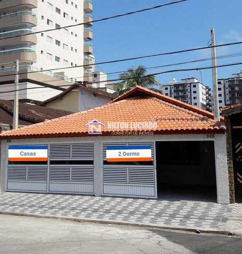 Casa, código 10034 em Praia Grande, bairro Ocian