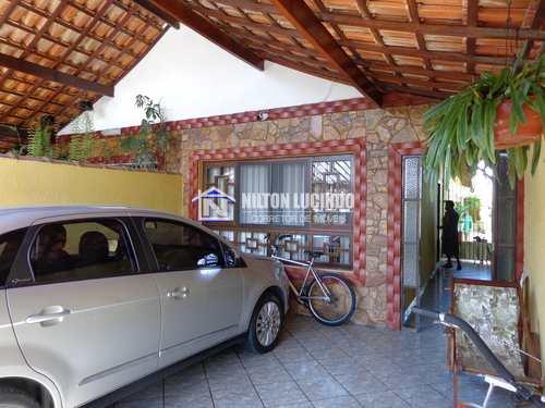 Casa, código 10044 em Praia Grande, bairro Maracanã