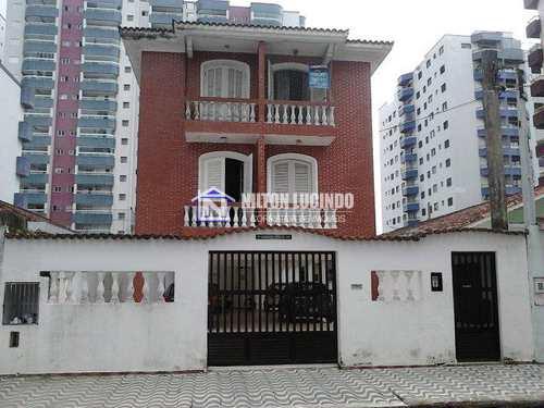 Apartamento, código 10048 em Praia Grande, bairro Ocian