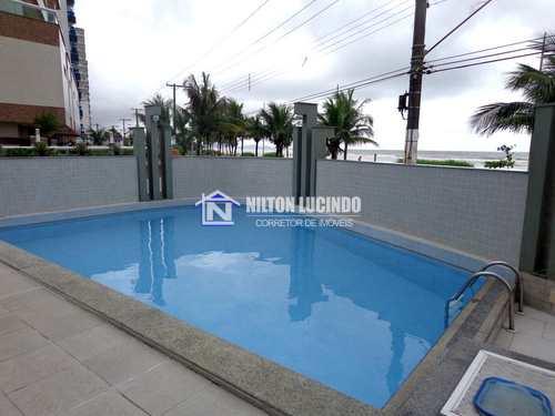 Apartamento, código 10051 em Praia Grande, bairro Caiçara