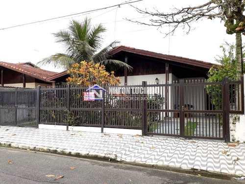 Casa, código 10056 em Praia Grande, bairro Flórida