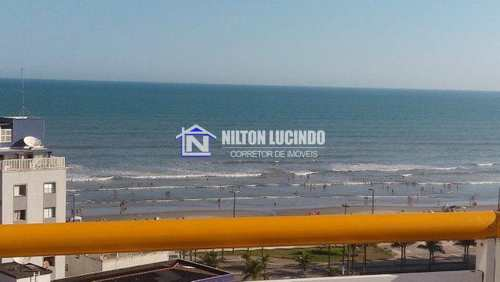 Apartamento, código 10065 em Praia Grande, bairro Caiçara