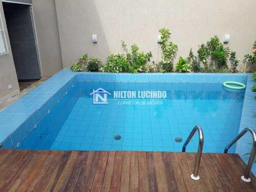 Casa, código 10072 em Praia Grande, bairro Maracanã
