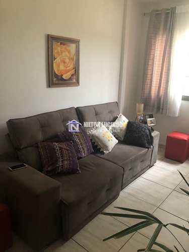 Apartamento, código 10082 em Praia Grande, bairro Caiçara