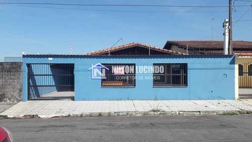 Casa, código 10083 em Praia Grande, bairro Flórida