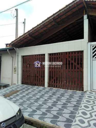 Casa, código 10091 em Praia Grande, bairro Maracanã