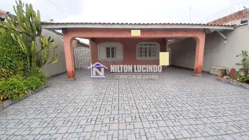 Casa, código 10100 em Praia Grande, bairro Maracanã