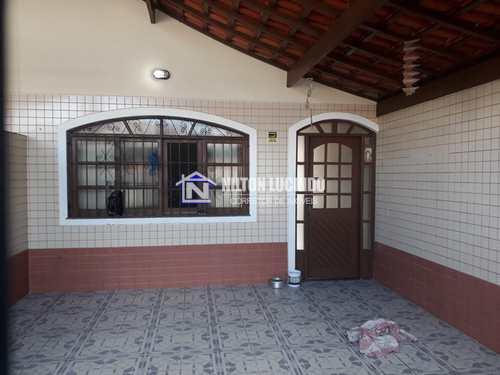 Casa, código 10103 em Praia Grande, bairro Caiçara