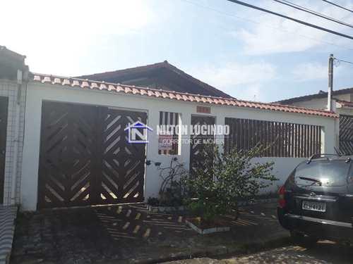 Casa, código 10107 em Praia Grande, bairro Maracanã