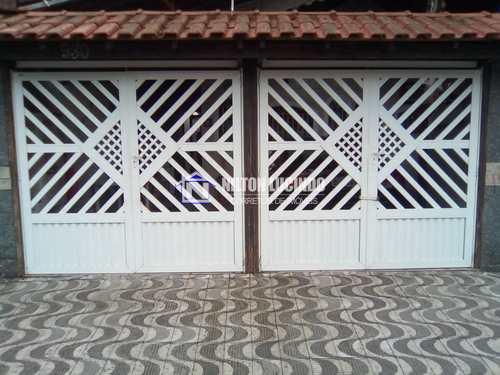Casa, código 10119 em Praia Grande, bairro Ocian