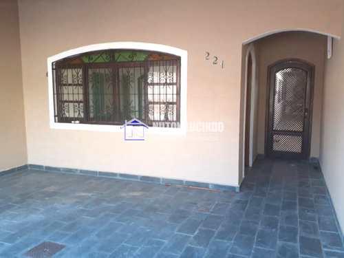 Casa, código 10124 em Praia Grande, bairro Flórida