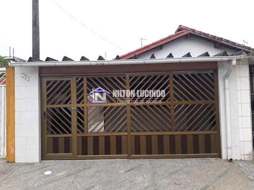 Casa, código 10126 em Praia Grande, bairro Maracanã