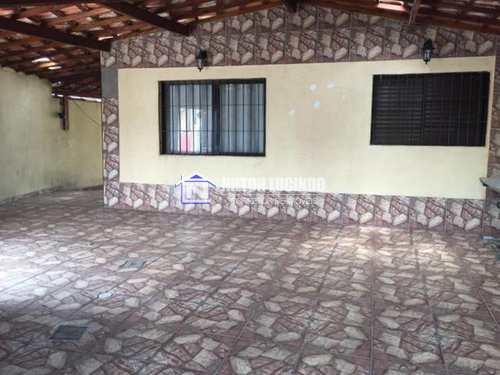 Casa, código 10127 em Praia Grande, bairro Mirim