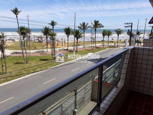 Apartamento, código 10129 em Praia Grande, bairro Caiçara