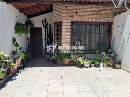 Casa, código 10130 em Praia Grande, bairro Caiçara