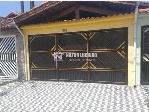 Casa, código 10145 em Praia Grande, bairro Maracanã