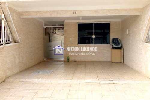 Casa, código 10154 em Praia Grande, bairro Caiçara