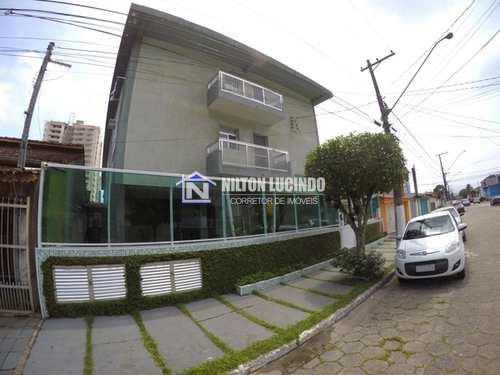 Apartamento, código 10155 em Praia Grande, bairro Canto do Forte