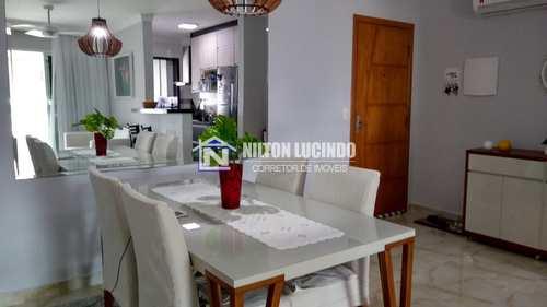 Apartamento, código 10166 em Praia Grande, bairro Caiçara