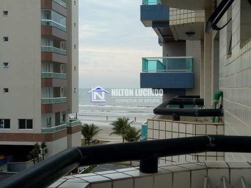 Kitnet, código 10170 em Praia Grande, bairro Caiçara