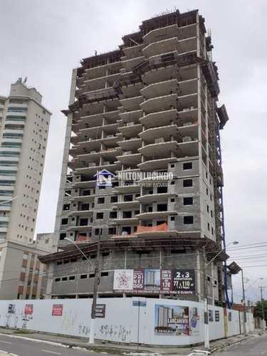 Apartamento, código 10177 em Praia Grande, bairro Maracanã