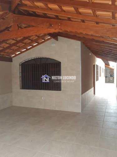 Casa, código 10180 em Praia Grande, bairro Maracanã