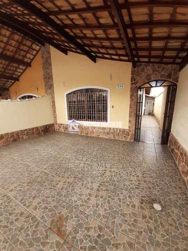 Casa, código 10190 em Praia Grande, bairro Caiçara