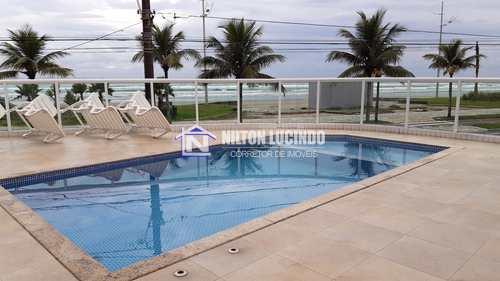 Apartamento, código 10196 em Praia Grande, bairro Caiçara
