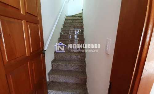 Casa, código 10197 em Praia Grande, bairro Guilhermina