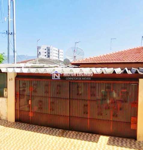 Casa, código 10210 em Praia Grande, bairro Maracanã