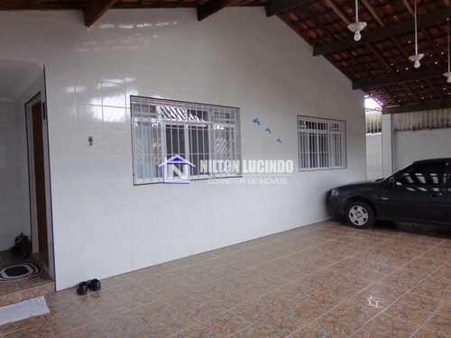 Casa, código 10218 em Praia Grande, bairro Caiçara