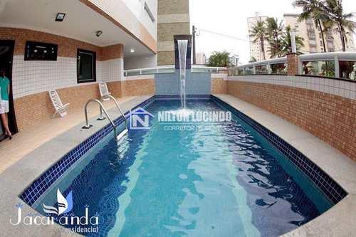 Apartamento, código 10228 em Praia Grande, bairro Caiçara