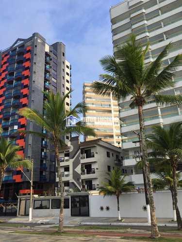 Apartamento, código 10233 em Praia Grande, bairro Caiçara