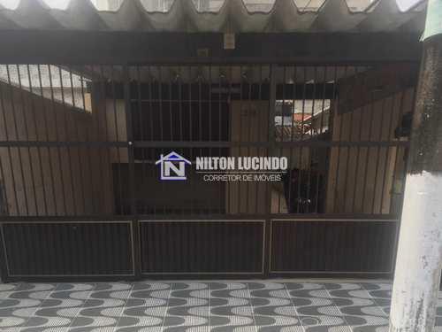 Casa, código 10240 em Praia Grande, bairro Maracanã