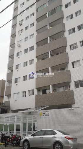 Apartamento, código 10245 em Praia Grande, bairro Guilhermina