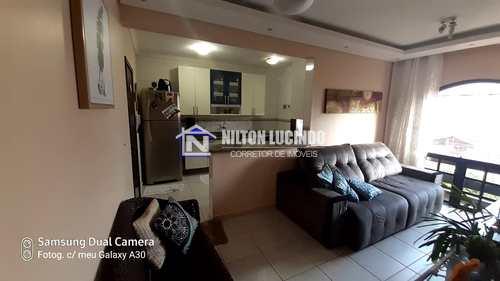 Apartamento, código 10247 em Praia Grande, bairro Maracanã