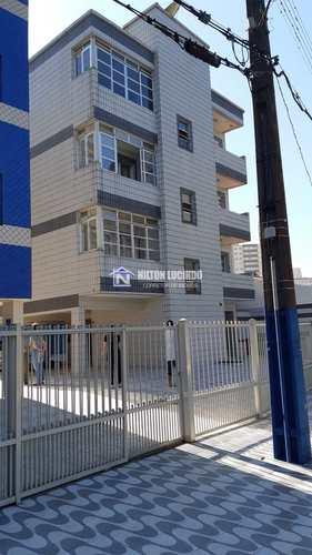 Apartamento, código 10254 em Praia Grande, bairro Caiçara