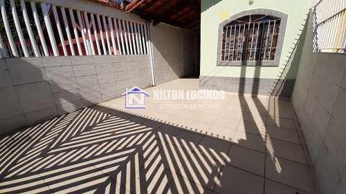 Casa, código 10276 em Praia Grande, bairro Maracanã
