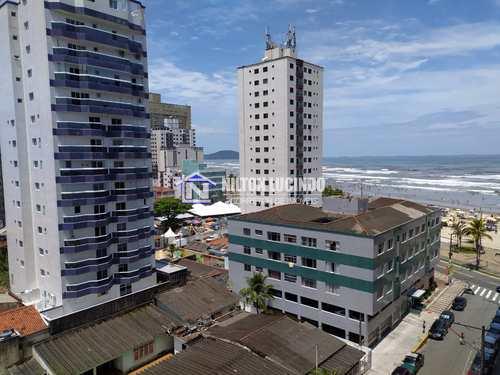 Apartamento, código 10290 em Praia Grande, bairro Ocian