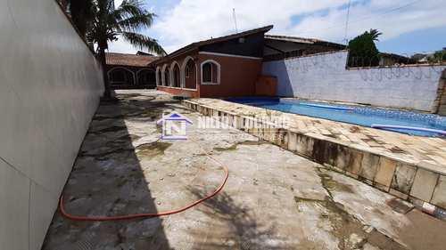 Casa, código 10307 em Praia Grande, bairro Caiçara