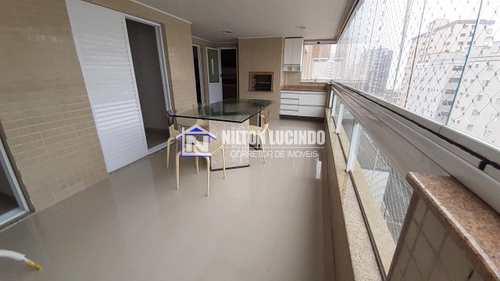 Apartamento, código 10325 em Praia Grande, bairro Caiçara