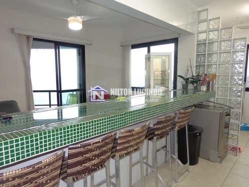 Apartamento, código 10363 em Praia Grande, bairro Real