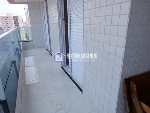 Apartamento, código 10386 em Praia Grande, bairro Caiçara
