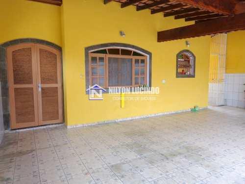 Casa, código 10389 em Praia Grande, bairro Caiçara