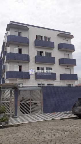 Apartamento, código 10392 em Praia Grande, bairro Mirim