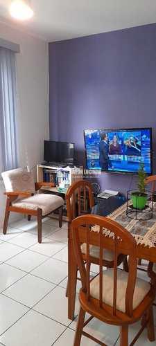 Apartamento, código 10393 em Praia Grande, bairro Caiçara
