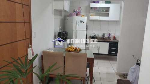 Apartamento, código 10398 em Praia Grande, bairro Maracanã
